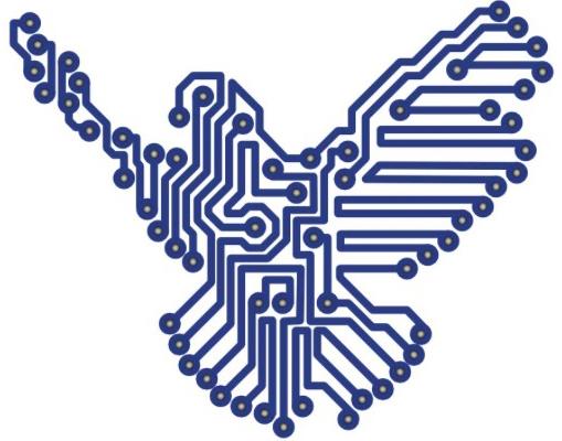 Cyberpeace: Logo der Kampanie des FifF